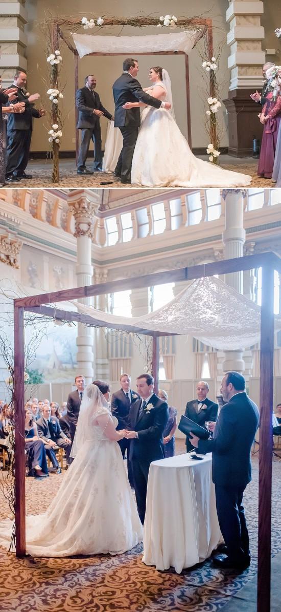 Grain Exchange Wedding Ceremony