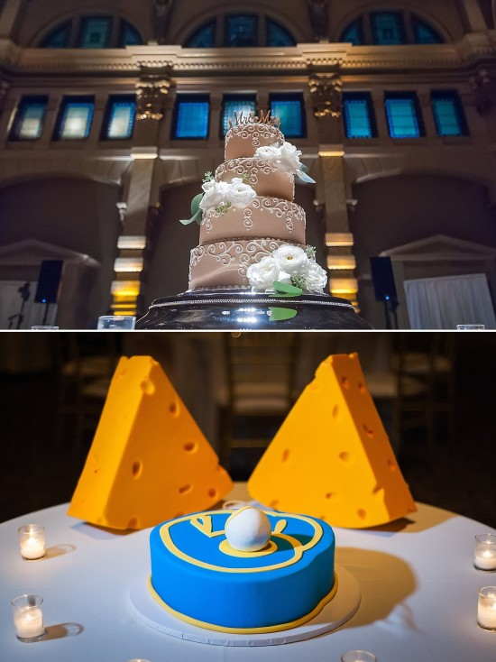 best wedding cakes milwaukee 14 cool things about this grain exchange wedding 11652