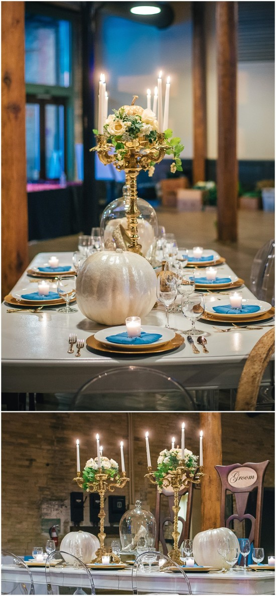 Unique Pitzlaff Wedding Tablescape