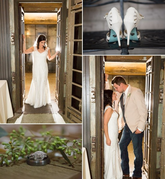 Pritzlaff Building Wedding