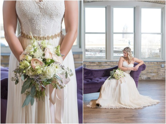 Belle Fiori Milwaukee Wedding Florist