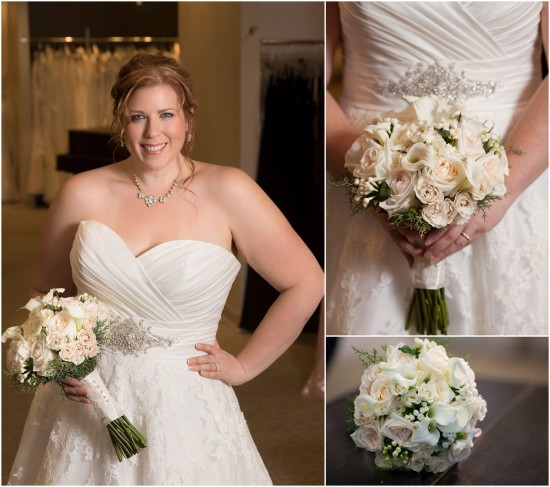 Milwaukee Wedding Bouquet