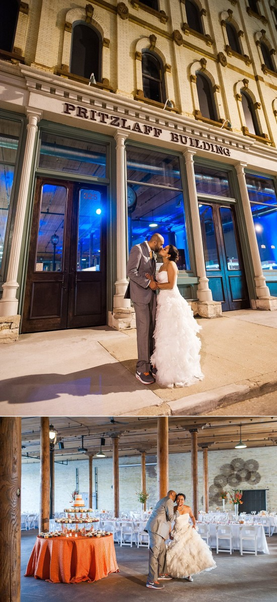 Pritzlaff Milwaukee Wedding Venue