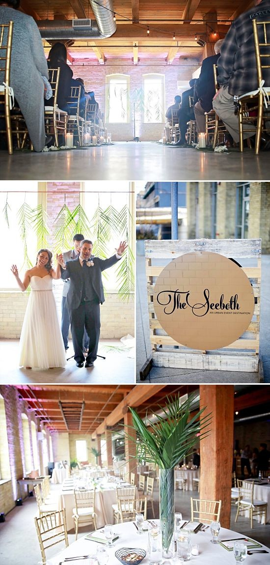 The Seeboth Milwaukee Wedding Venue