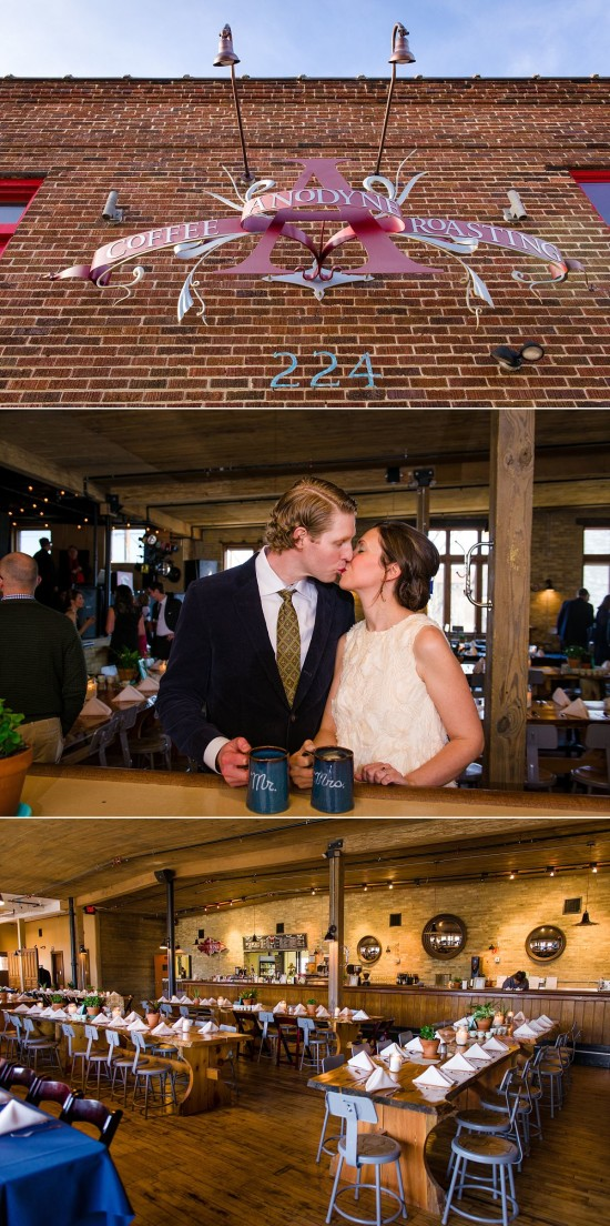 Anodyne Walkers Point Wedding Venue Milwaukee