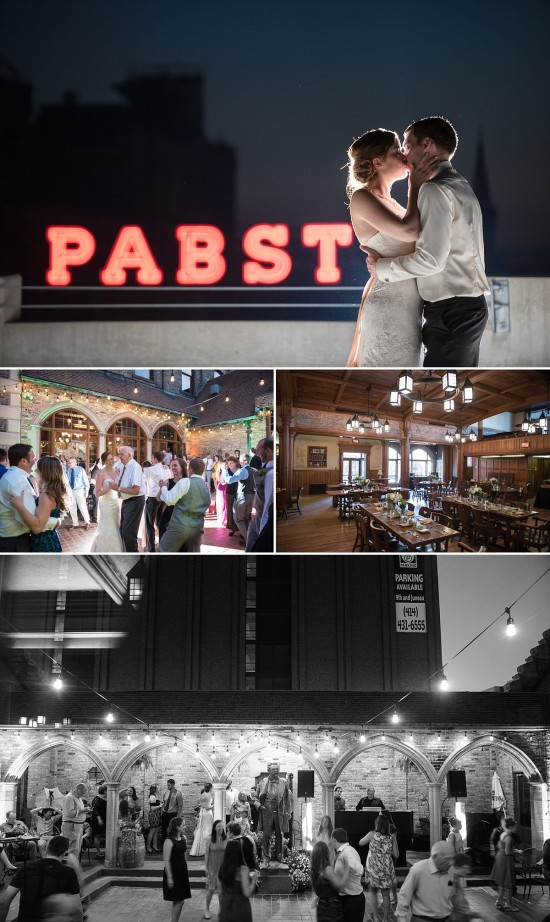 Pabst Brewery Wedding
