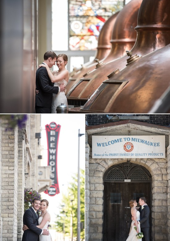 Pabst Brewery Wedding Hotel