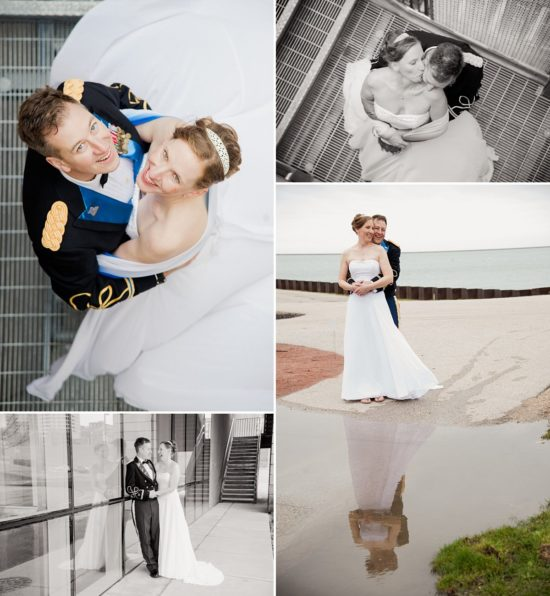 War Memorial Wedding Photos