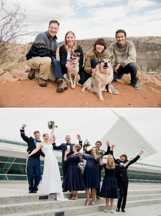 Heidi Joy Wedding Photos