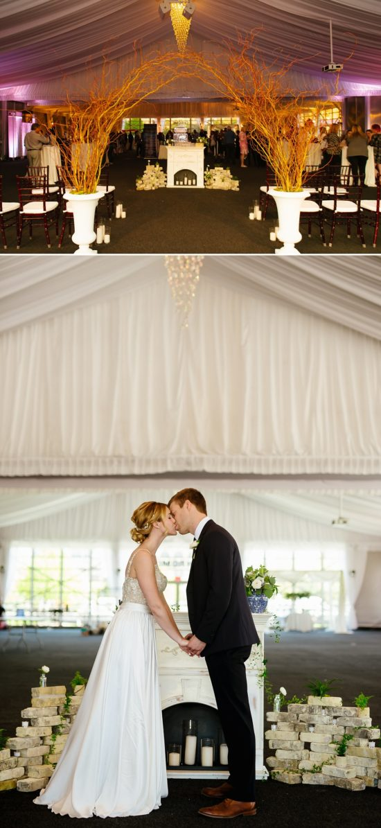 Milwaukee Wedding Ceremony Design
