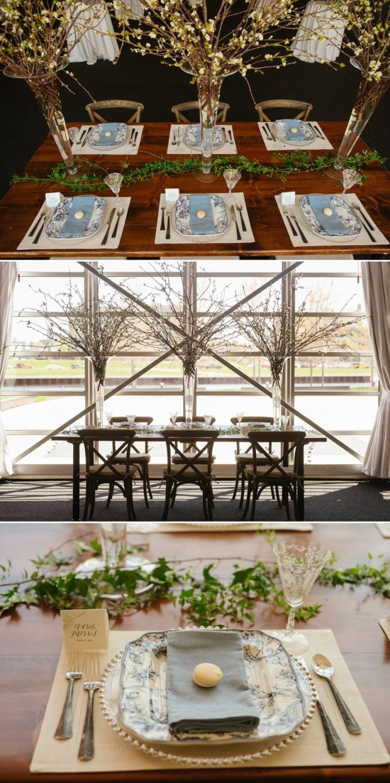 Milwaukee Wedding Tablescape Ideas