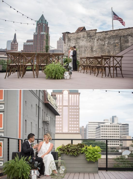 The View at Evolution Wedding