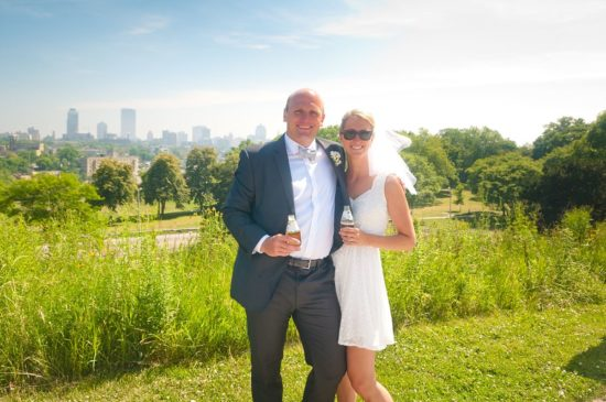 Grace Fuhr Milwaukee wedding