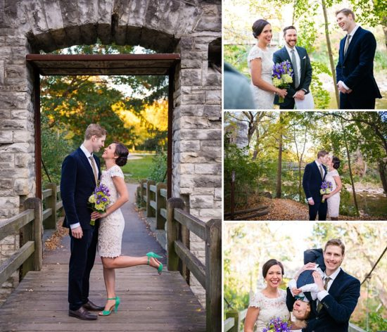 Hoyt Park Wedding Ceremony