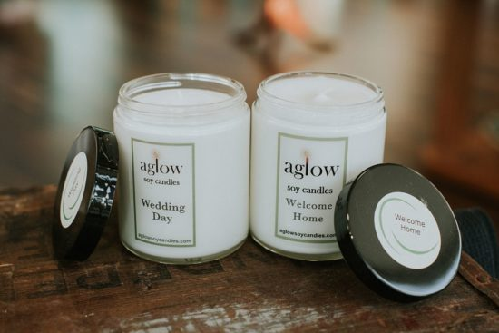 The Waxwing Soy Candles