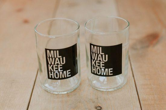 Milwaukee Home Glassware
