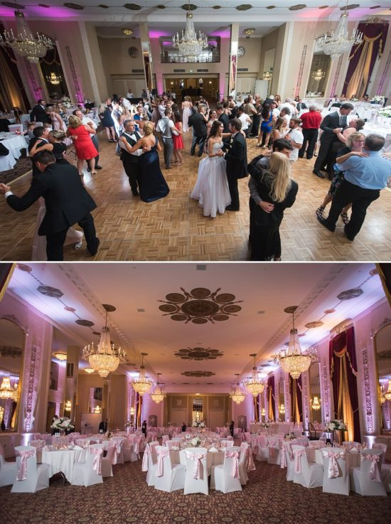 Hilton City Center Weddings