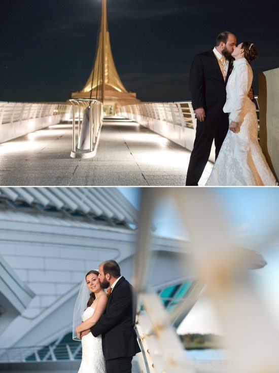 Weddings at the Milwaukee Art Museum