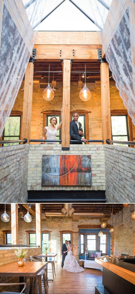 Onesto Milwaukee Wedding