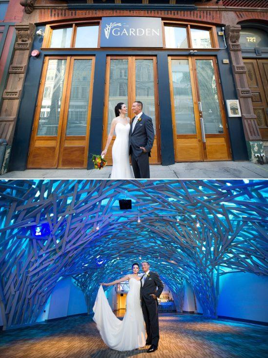 The Garden Milwaukee Weddings
