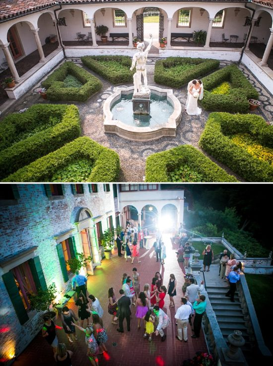 Villa Terrace Weddings