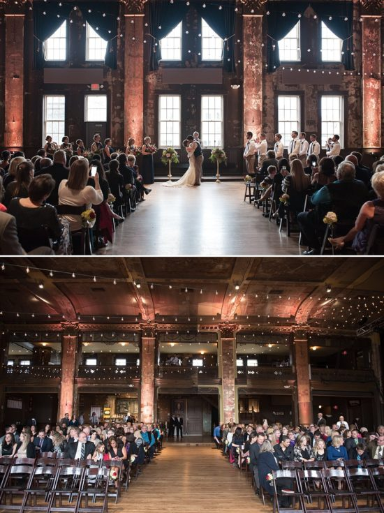 Turner Hall Wedding Ceremony