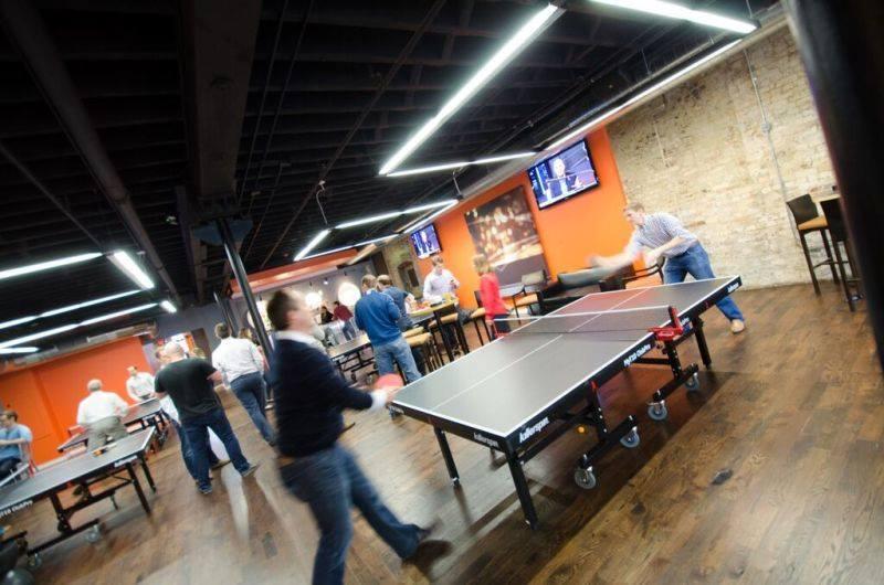 Evolution Ping Pong Milwaukee