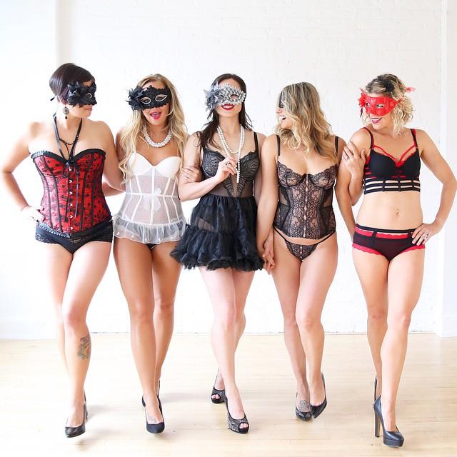 Milwaukee boudoir party