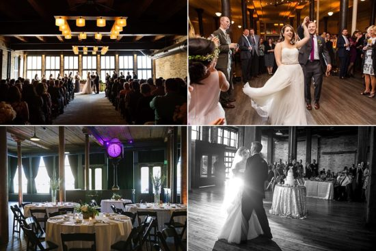 Pritzlaff Milwaukee Wedding Venue