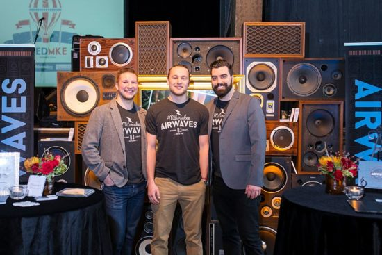 Milwaukee Airwaves DJ and Lighting