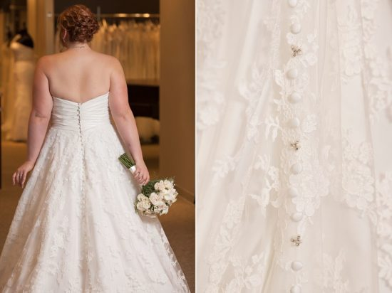 enough wedding dresses with buttons down the back this allure dress