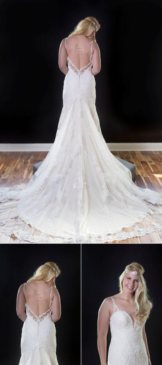Sexy Wedding Dress Backs - www.MarriedinMilwaukee.com