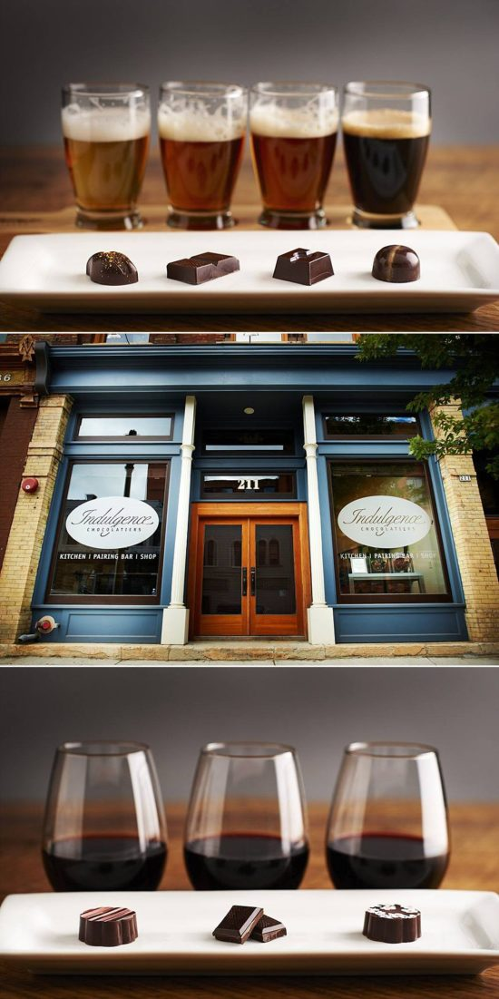 bachelorette party Milwaukee_indulgence chocolatiers