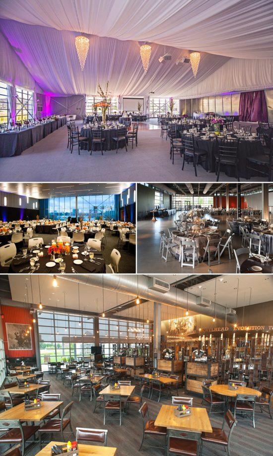 Harley Davidson Museum Wedding Venues