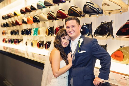 Harley Davidson Museum Weddings