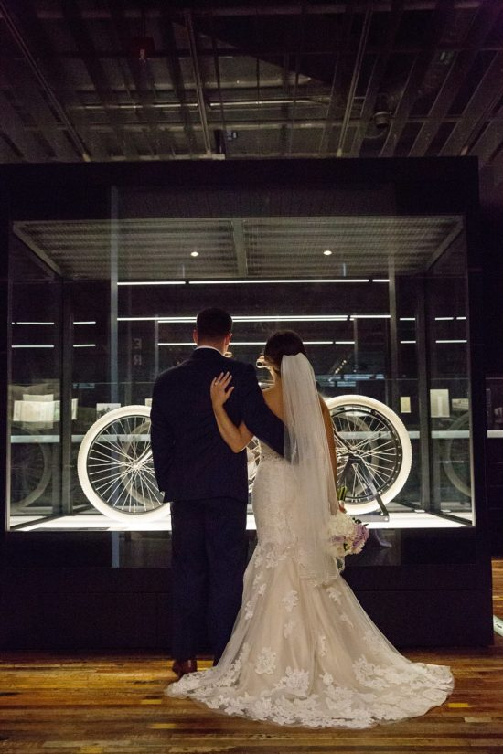 Harley Museum Wedding Visit