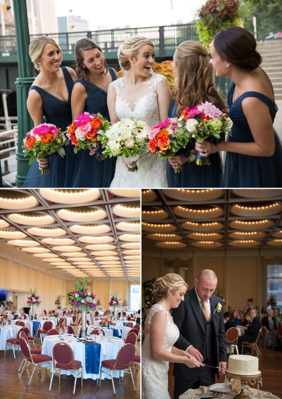 Marcus Center Wedding