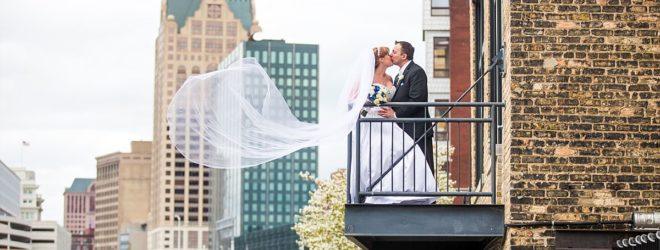Iconic Milwaukee Wedding Photos