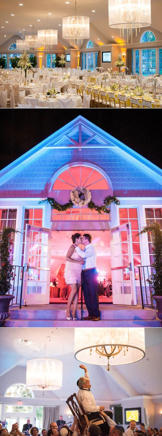 The Watermark Shully's modern wedding venue