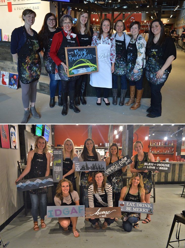 Bachelorette Party Ideas in Milwaukee