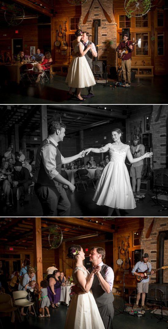 Urban Ecology Center Milwaukee Wedding