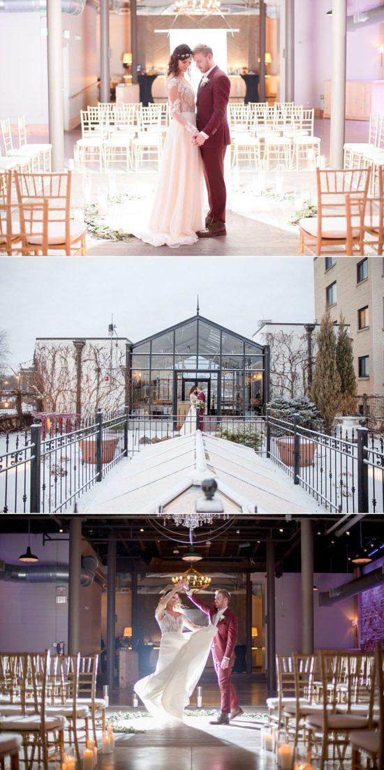 Top Milwaukee Wedding Venues - The Atrium