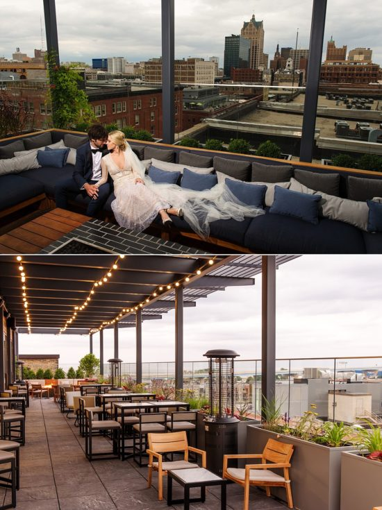 Kimpton Hotel Milwaukee Wedding