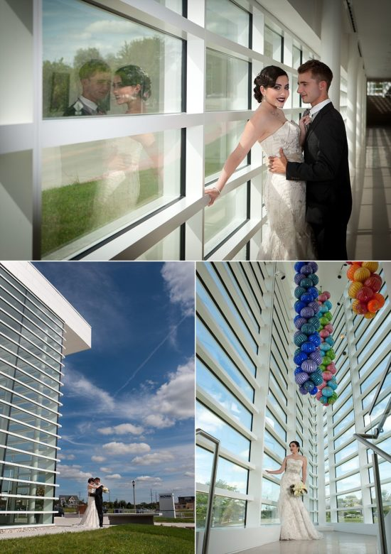 Modern Wedding Venues - Museum of Wisconsin Art
