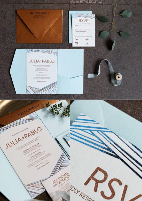 Bay View Printing Wedding Stationery