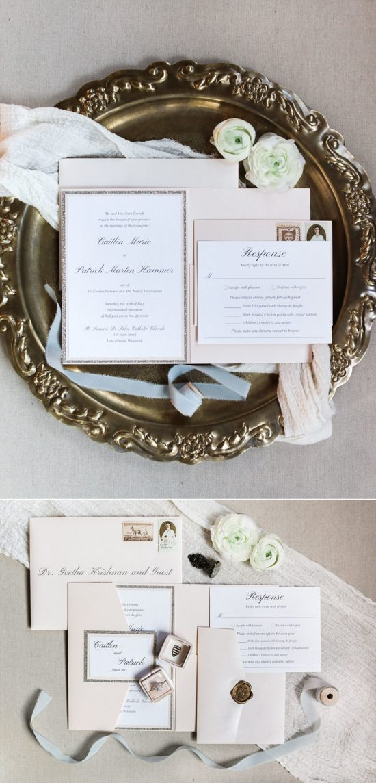 Coqui Paperie and Gifts Invites