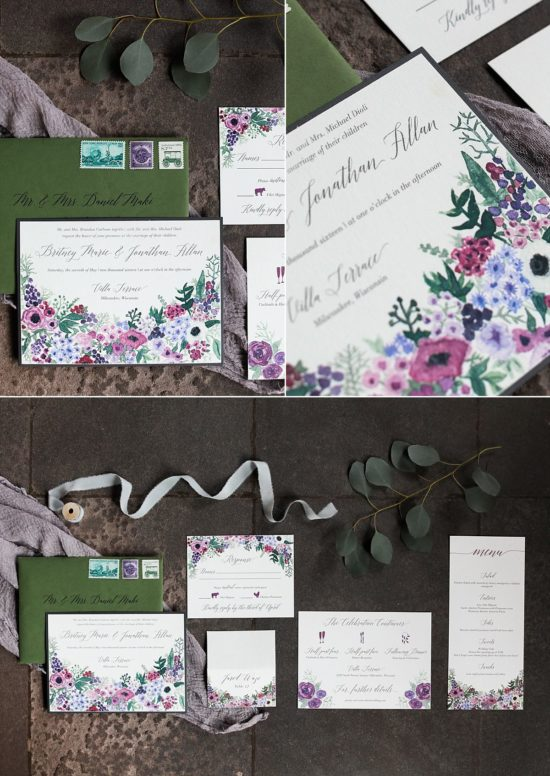 Wedding Invites by Coqui Design