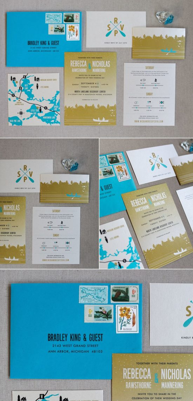 Design That Flies - Milwaukee Wedding Invitations