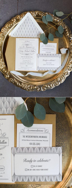 Wedding Invitations Milwaukee - Design That Flies