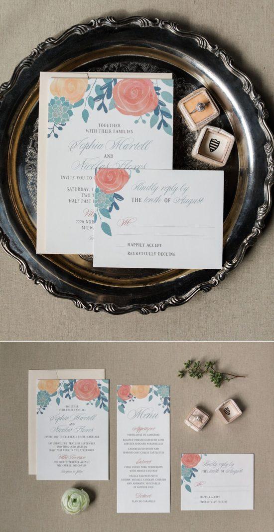 Wedding Invitations Milwaukee - Paperwhites